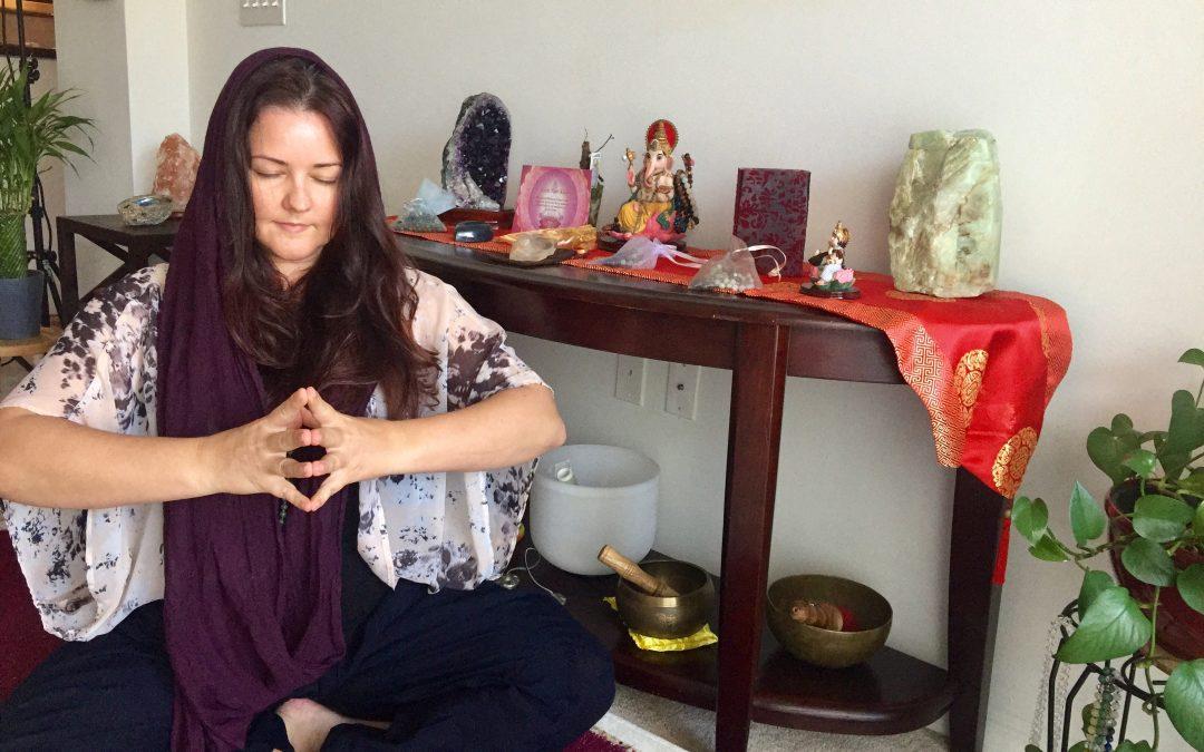 Free Meditation – 3 Days ONLY!