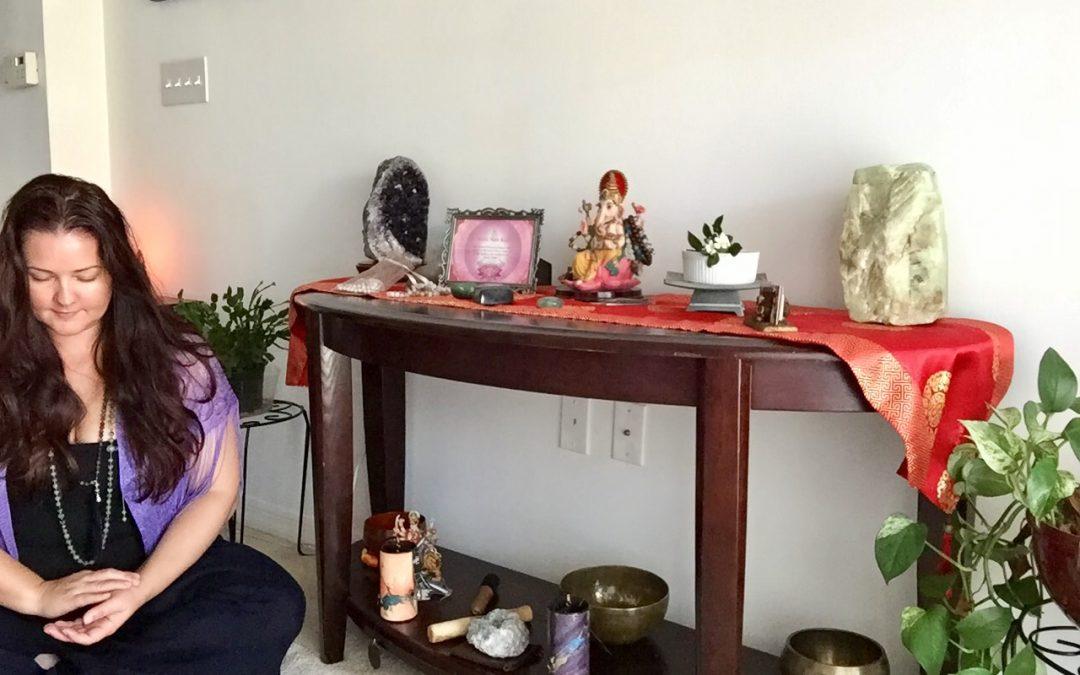 Moving Meditations ~ ONLINE Kundalini Yoga/Sound Meditation
